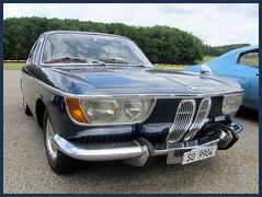 BMW 2000 CS (v8dub) Tags: bmw 2000 cs schweiz suisse switzerland bleienbach german pkw voiture car wagen worldcars auto automobile automotive old oldtimer oldcar klassik classic collector