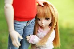 [May of Dolls 6/31] - Hug ♥ (SunShineRu) Tags: littlefee ltf luna fairyland bjd ball jointed doll dolls may hug minifee karsh mnf msd yosd slim