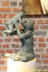 IMG_8102 (Patrick Williot) Tags: exposition vernissage ecuries sculpteur michal peintre genevieve nicolas