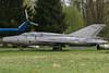 Left Side, Mikoyan-Gurevich MiG-21U-600, 292, Rechlin-Larz Luftfahrtmuseum (Peter Cook UK) Tags: 292 larz aircraft u lärz aviation museum rechlin germany mikoyan 21 mig luftfahrtmuseum gurevich 600