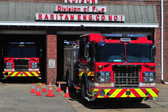 Edison Fire Department Engine 2 · Engine 6 (Triborough) Tags: nj newjersey middlesexcounty edison efd edisonfiredepartment firetruck fireengine engine engine6 spartan erv