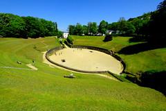 Roman Amphitheater in Trier (davidvankeulen) Tags: europe europa deutschland duitsland germany trier treves augustatreverorum romanamphitheater roman romeinen amphitheater unesco davidvankeulen davidvankeulennl davidcvankeulen urbandc