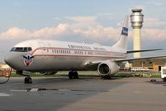 N75435 United 737-924ERSW at KCLE (GeorgeM757) Tags: united n75435 737924er continental blueskyways 737 kcle clevelandhopkins georgem757 aircraft alltypesoftransport aviation airport boeing
