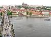 Pražský hrad a Karlův most (1-Pra-0579p) (Milan Tvrdý) Tags: praguecastle prague praha czechrepublic czechia pražskýhrad hradčany
