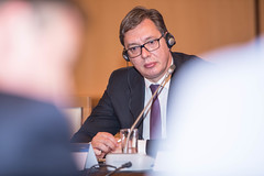A23A9204 (More pictures and videos: connect@epp.eu) Tags: epp european peoples party western balkan summit sofia bulgaria may 2018 aleksandar vučić sns serbia