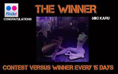 The Winner Contest Photo Versus (Carl Wardark Art Photo) Tags: the winner contest photo versus