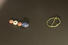 Viking clasp and buttons (quinet) Tags: 2017 canada ontario rom royalontariomuseum toronto vikings 124