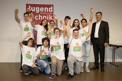 "Jugend forscht in der Technik 2018 • <a style=""font-size:0.8em;"" href=""http://www.flickr.com/photos/132749553@N08/42142865512/"" target=""_blank"">View on Flickr</a>"