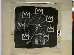 Banksy street art near the Barbican (stillunusual) Tags: london ldn city england uk banksy streetart urban urbanart urbanwalls wall wallart wallporn graffiti graffitiporn mural barbican art artwork publicart travel travelphotography travelphoto travelphotograph 2018