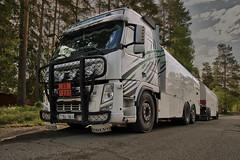 Umeå Fjärr II (johan.bergenstrahle) Tags: 2018 finepicsse fordon hdr maj may sverige sweden truck vännäs vehicle volvo morgon morning