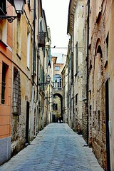 Albenga/Liguria (paaddor) Tags: lifestyle landscape beautiful city travelattraction awesome traveling photography travelphotography adventures lovely photo happy nikond3400 cute explore worldplaces buildings travellingthroughtheworld wonderful cool travel people