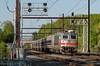 SPAX 2308 (Dan A. Davis) Tags: septa pushpull passengertrain train locomotive railroad langhorne pa pennsylvania alp44