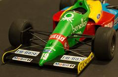 Benetton Ford B188 (Tamiya 1/20) (tik_tok) Tags: benettonford b188 benetton scalemodel model modelkit tamiya 120
