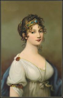 6456 AMN Königin Luise von Preußen J. Grassi Berlin  JOSEPH .GRASSI,