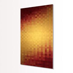 """Iridenscent 8"" (stevefortier19) Tags: painting original art abstract artist contemporary canadian"