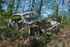 Mercedes 220 (Flash 86) Tags: mercedes 220 sweden sverige