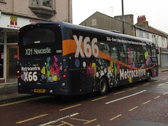 Go North East 5392 / NK15 EMX. (guyparkroyal) Tags: