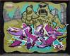 Takt (HBA_JIJO) Tags: streetart urban graffiti vitry vitrysurseine art france hbajijo wall mur painting letters aerosol peinture lettrage lettres lettring writer paris94 spray urbain monstro monster