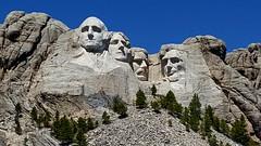 Mount Rushmore (rabidscottsman) Tags: scotthendersonphotography sd southdakota hillcitysouthdakota mtrushmore monday monument sculpture presidents georgewashington abrahamlincoln thomasjefferson theodoreroosevelt mountrushmore mountrushmorenationalmonument