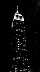 Empire State (Avaiyang) Tags: nyc ny nycphotographer newyorkcity newyorker manhattan nyclife newyorkworld newyorklife nycityworld night lights skyline topview nycity empirestate
