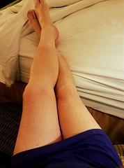 smooth legs (jazzmoon12) Tags: legs smooth sexy bare feet shaved sensual bedroom jana knees crossdress feminine romantic roleplay blue dress curves gender body beautiful erotic girly model muse photography thighs venus jane transgender bi beauty femm alluring joy