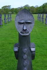 _MG_4366 (Yorkshire Pics) Tags: 1105 11052018 11thmay 11thmay2018 ysp yorkshiresculpturepark sculpture zakove blackandbluetheinvisibleman blackandbluetheinvisiblemanandthemasqueofblackness theinvisiblemanandthemasqueofblackness