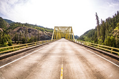 17 Hours (Thomas Hawk) Tags: america grantspass hellgatebridge oregon rogueriver southernoregon usa unitedstates unitedstatesofamerica bridge us fav10 fav25