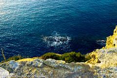 Blau formentera (Cal Centelles) Tags: formenterafotografica formenterafotografica2018 formentera sortidasol sunrise acantilats cliffs turrets sun sea mediterranean balearic torre mar mediterrani balears fotografs photographers