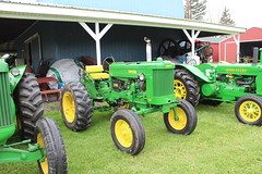 Newfane 066 (35) (swi66) Tags: dunkirk hit miss motors diesel cannons farm tractor john deere antique historical