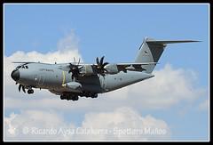 A-400M 54+09 (rdeaysac) Tags: a400 airbus 5109 lezg spotting germanyairforce luftwaffe msn048