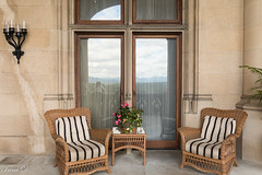Behind close windows HWW (Irina1010) Tags: windows terace chairs reflections mountains biltmoreestate canon coth5 outstandingromanianphotographers