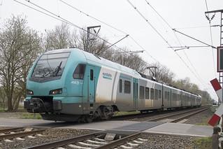 D Eurobahn ET 4.01 Bad Bentheim 14-04-2018
