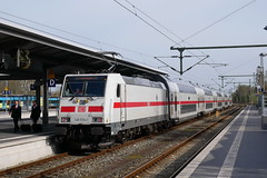 P1520130 (Lumixfan68) Tags: eisenbahn züge ic doppelstockzüge loks baureihe 146 bombardier traxx ic2 intercity deutsche bahn db elektroloks drehstromloks