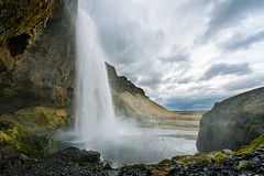 A Pleasant Roar (JeffMoreau) Tags: seljalandsfoss foss sony a7ii zeiss 16mm waterfall iceland south coast landscape