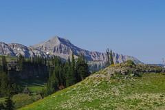 Fossil Mountain (akortrey) Tags: grandtetonnationalpark tetoncresttrail wyoming wilderness mountains fossilmountain foxcreek