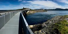 The Atlantic Road (e-box 65) Tags: road atlantic ocean bridge sea coast atlanterhavsveien tourist route panorama landscape fishing norway scandinavia