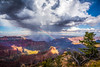 Grand Canyon Rainbow North Rim Point Imperial Fine Art Landscape Photography! Breaking Thunderstorm! Nikon D810!  Dr. Elliot McGucken Fine Art Landscape and Nature Photography! Epic Thunderhead Clouds! (45SURF Hero's Odyssey Mythology Landscapes & Godde) Tags: grand canyon north rim point imperial nikon d810 dr elliot mcgucken fine art landscape nature photography breaking thunderstorm epicclouds grandcanyon