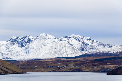 Cuillin mountains, Isle of Syke