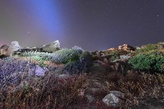 Night in Mgarr, Gozo (Vladi Stoimenov) Tags: events gozo landscape lightroom6 mgarr countryside excursion longexposure magic mountain nohdr rock rocks sky starry stone tripod view wideangle zoomlens