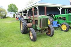 Newfane 066 (33) (swi66) Tags: dunkirk hit miss motors diesel cannons farm tractor john deere antique historical