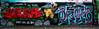 HH-Graffiti 3681 (cmdpirx) Tags: hamburg germany graffiti spray can street art hiphop reclaim your city aerosol paint colour mural piece throwup bombing painting fatcap style character chari farbe spraydose crew kru artist outline wallporn train benching panel wholecar
