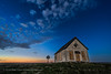 The Liberty Schoolhouse in Twilight (Amazing Sky Photography) Tags: 1910 adpprov3 alberta laowa libertyschoolhouse luminar luminositymask sony twilight abandoned oneroom pioneer prairie rustic sky stars