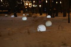 BO0O3454 (pataparat) Tags: паркгорького gorkypark цпкио lamppost lamps light фонари ночь night moscow moscú mosca moscou moskau moscó moskou μόσχα снег snow nieve neve neige χιόνι kar schnee sneeuw śnieg snø tree ball sphere canon1dx 7020028lusm 70200l iluminación illumination éclairage iluminação belichting beleuchtung belysning φωτεινότητα illuminazione iluminacja valaistus