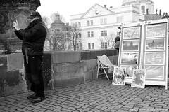 Prague street shot (jazzfoto.at) Tags: sony sonyrx100m3 rx100m3 sonyrx100iii sonydscrx100iii dscrx100iii prag praha prague tschechien czechrepublic chequia czechia repubblicaceca czechy selfie tourists karlsbrücke charlesbridge sw bw schwarzweiss blackandwhite blackwhite noirblanc bianconero biancoenero blancoynegro zwartwit pretoebranco