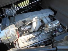 1955 Ford Popular (splattergraphics) Tags: 1955 ford popular engine hotrod customcar carshow nsra streetrodnationalseast yorkexpocenter yorkpa