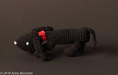 takkie - ddpIMG_9229 (arina23111963) Tags: takkie hema teckel dachsie amigurumi crochet haken doxie