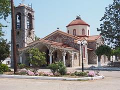 Η εκκλησία του Αγίου Σπυρίδωνα. (Giannis Giannakitsas) Tags: greece grece griechenland viotia βοιωτια ορχομενοσ αγιοσ σπυριδωνασ βρανεζι