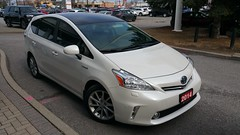 2014 Prius v - front right (JD and Beastlet) Tags:
