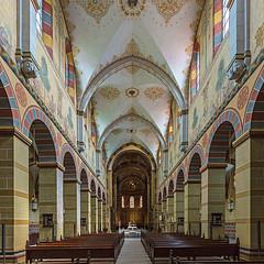 Kaiserdom Königslutter Kirchenschiff (ulrichcziollek) Tags: niedersachsen königslutter kirche dom romanisch romanik