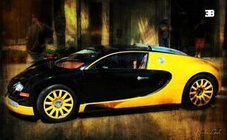 Bijan's Bugatti Veyron